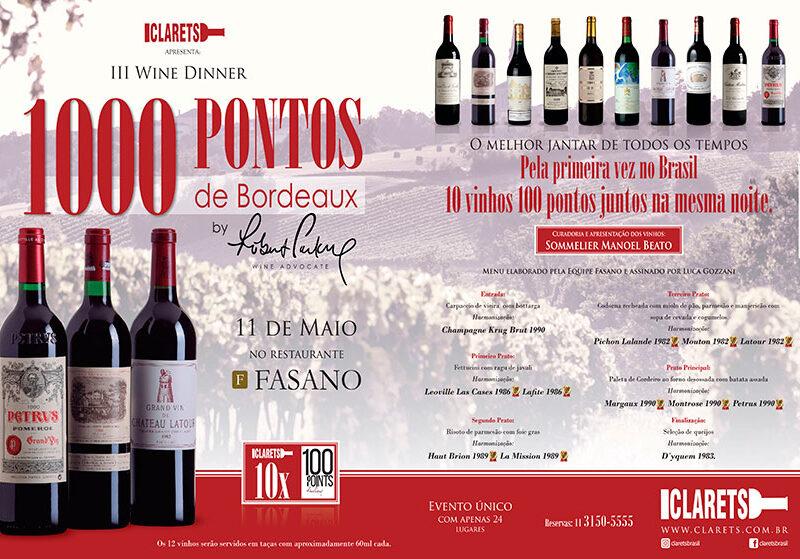 1000 Pontos de Bordeaux
